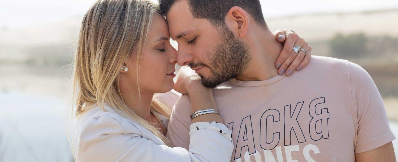 LANDES ENGAGEMENT MARIAGE
